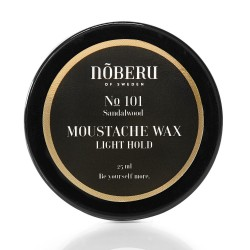 Nõberu of Sweden Moustache Wax Light Hold
